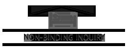 Non-binding inquiry